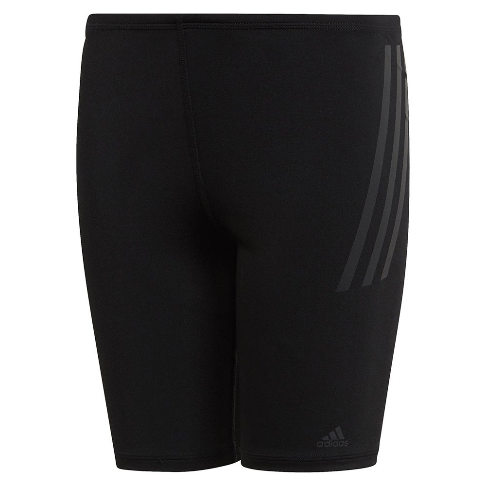 60c617a3c5 adidas Infinitex+ Pro 3 Stripes Black buy and offers on Swiminn