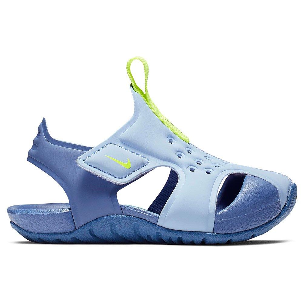 ea15a47d9d Nike Sunray Protect 2 TD Blue buy and offers on Swiminn