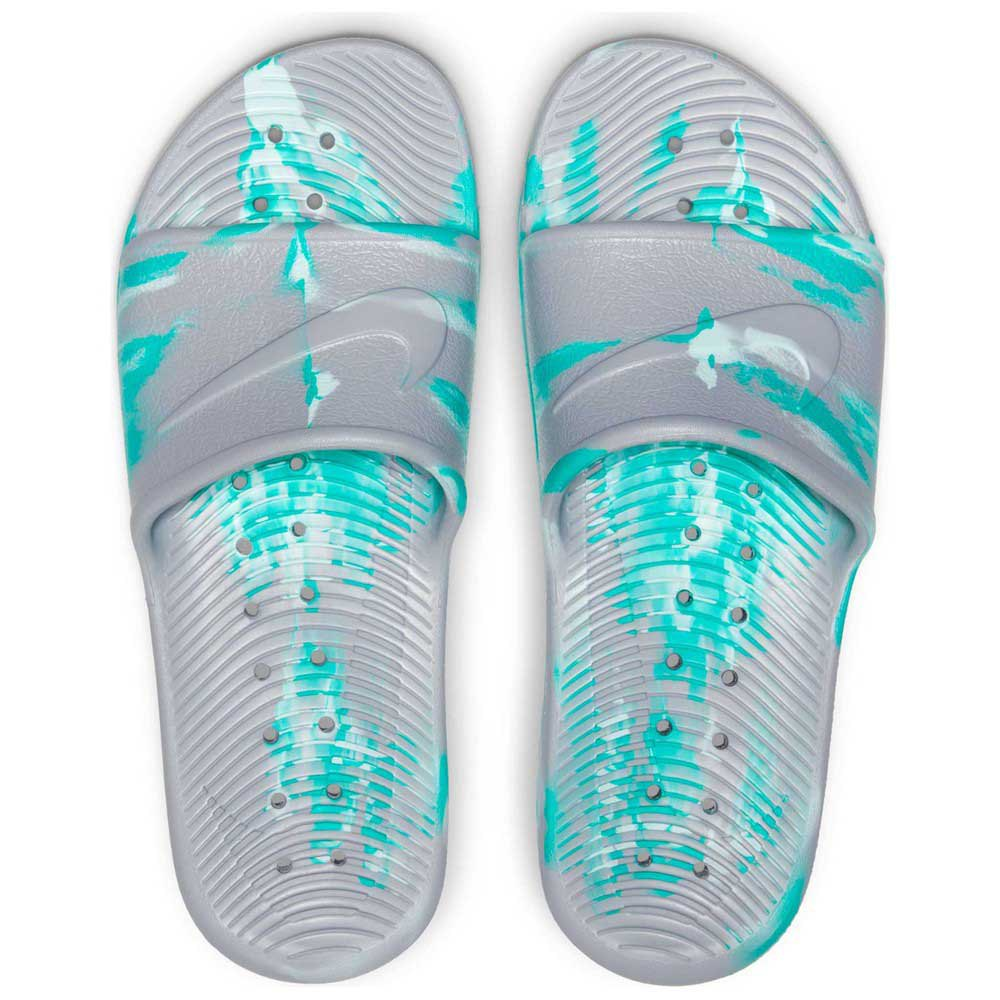 df9841fdf Nike Kawa Shower Marble Silver buy and offers on Swiminn
