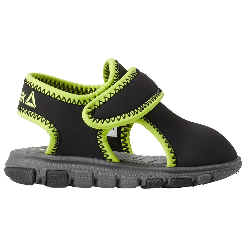 Reebok Wave Glider III Infant Black buy and offers on Swiminn d59ac8f3ca6