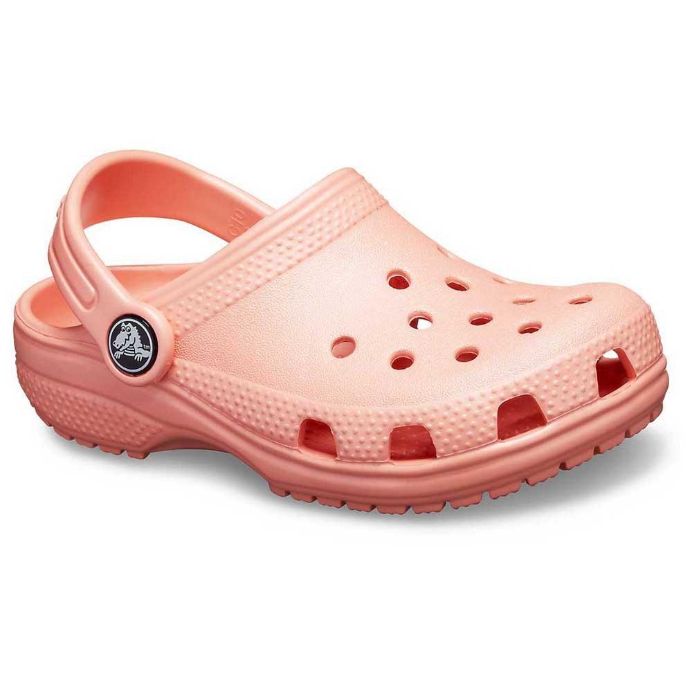Crocs Classic Clog Оранжевый, Swiminn Сабо