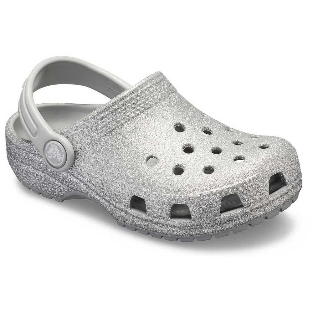 da4be989707 Crocs Classic Glitter Clog