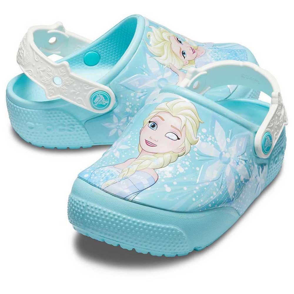 Crocs FL Frozen Elsa Light Clog buy and