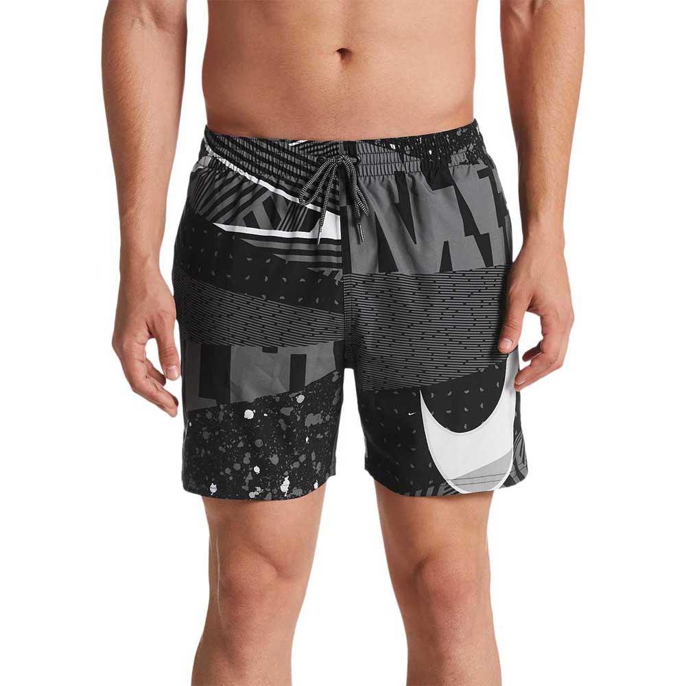 Nike swim Mash Up Vital 5 Trunk Black