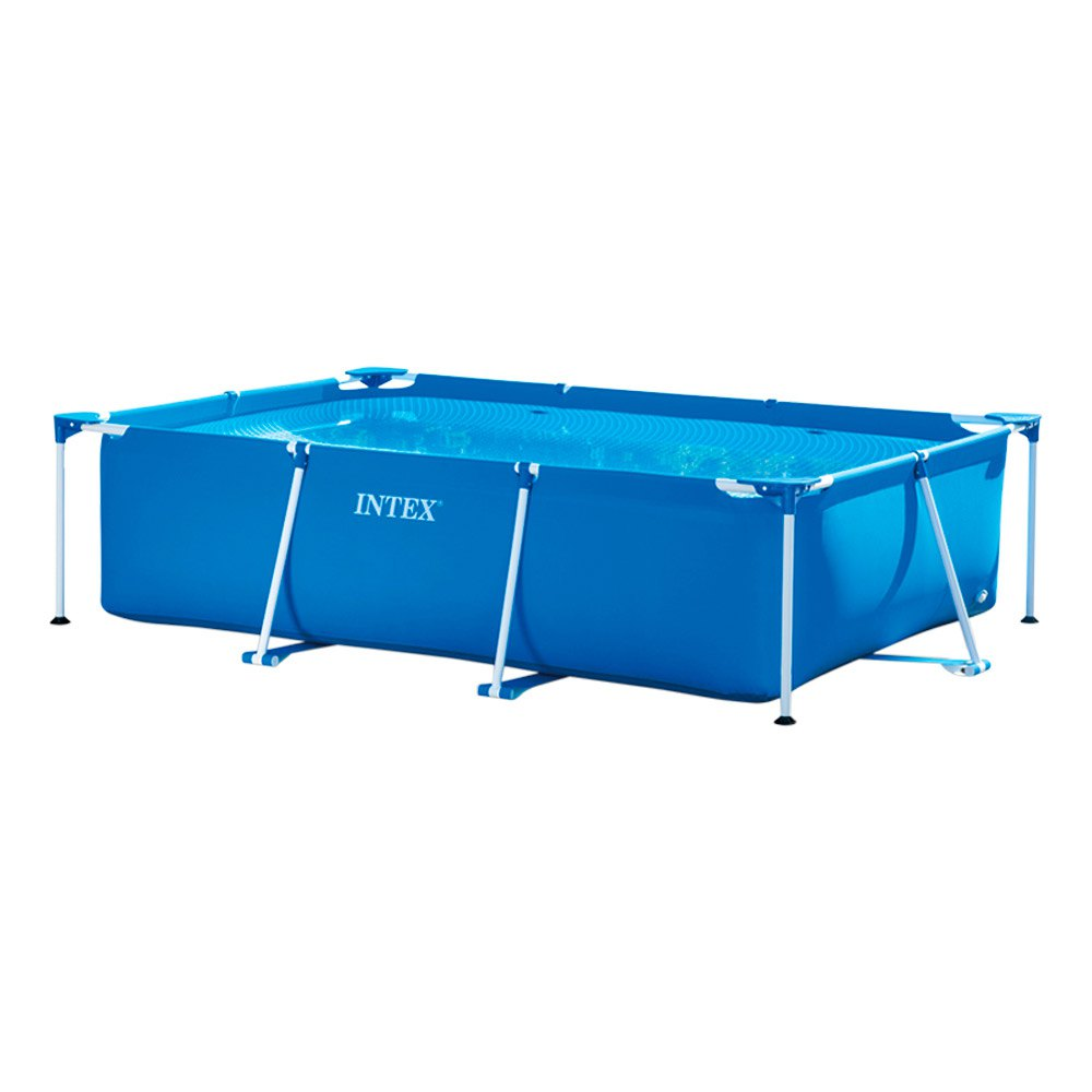 Intex Small Frame Collapsible Swimming Pool 260 x 160 x 65Cm