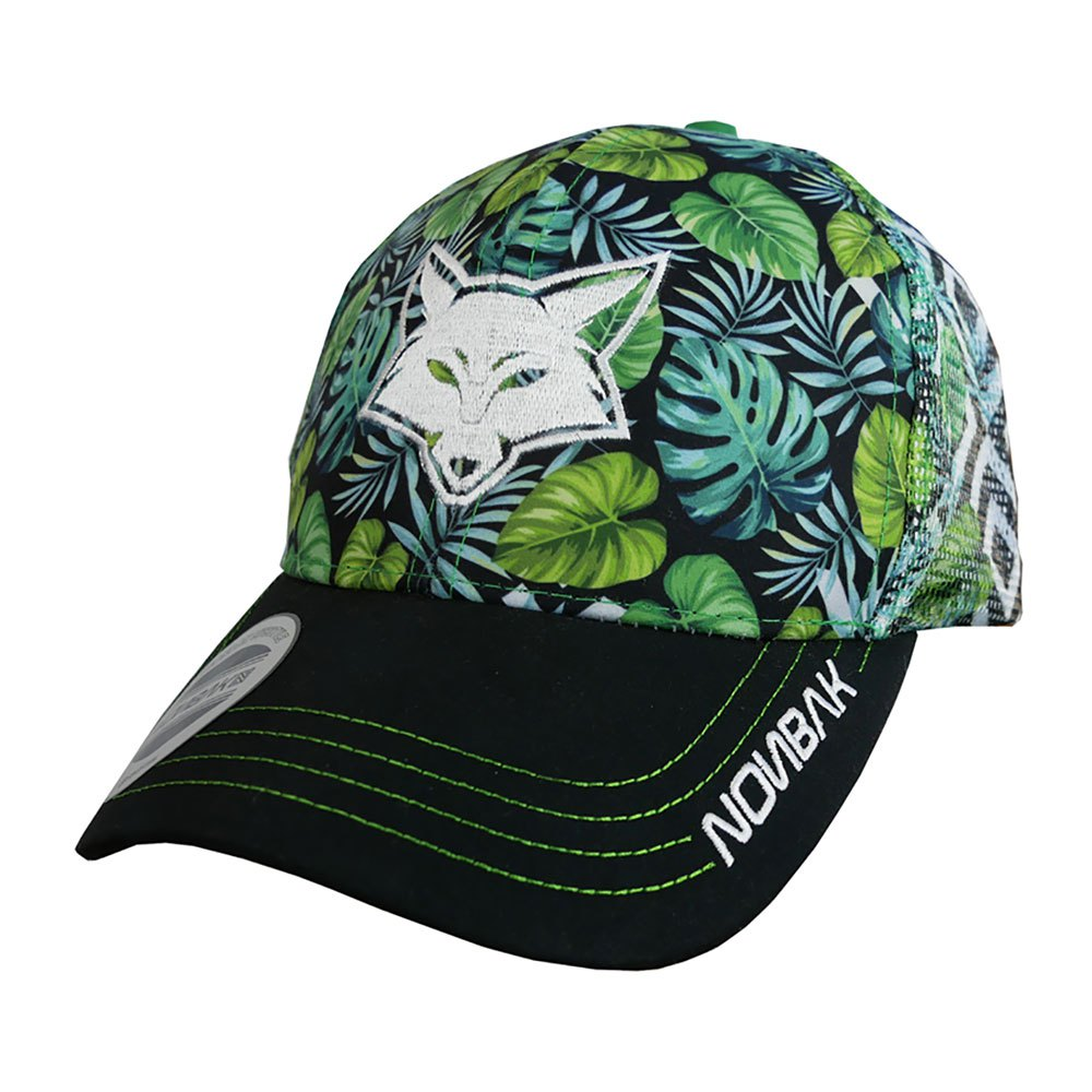 Gorra Trucker Jungle Fox