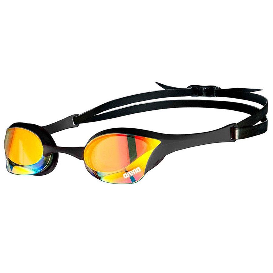Arena Cobra Ultra Swipe Mirror Yellow buy and offers on Swiminn