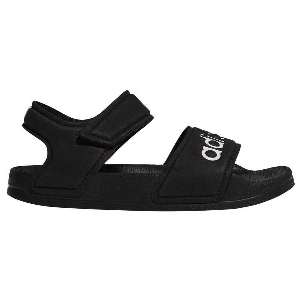 adidas Adilette Sandal Kid Черный, Swiminn