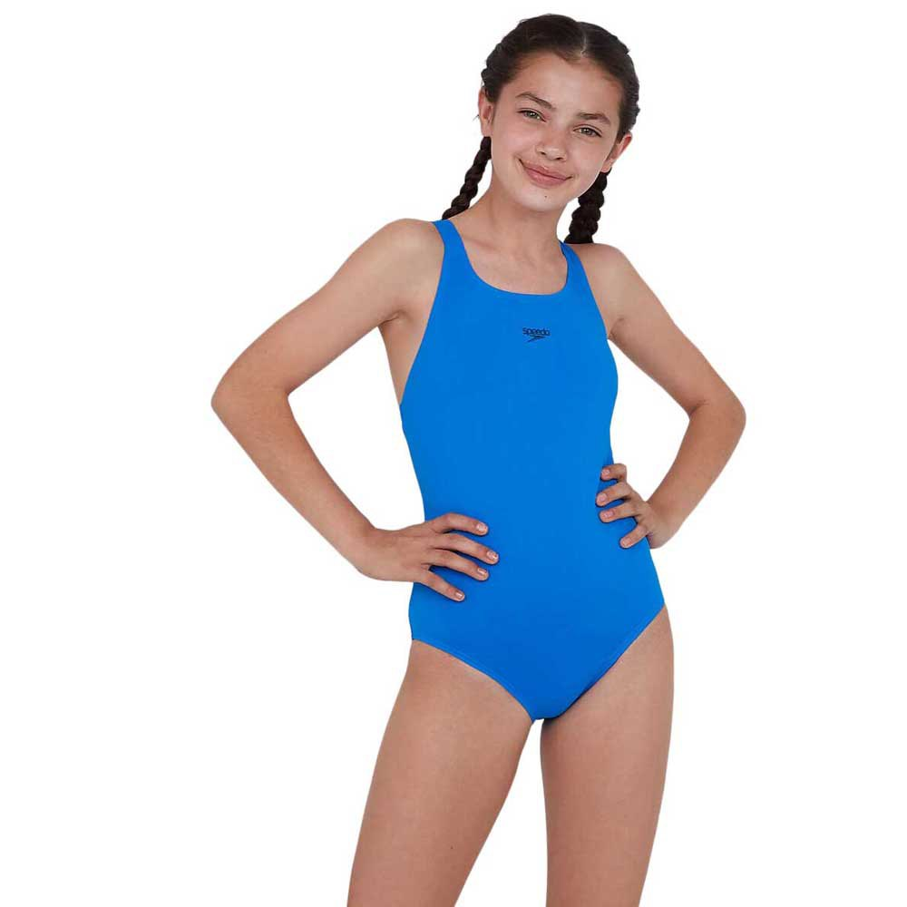 Medalist 2 Piece Essential Endurance Speedo Junior Girls/' Swimsuit