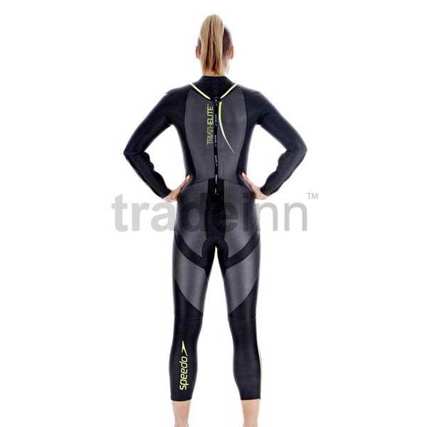 c354a4a5489f Speedo Tri Elite Full Sleeved Nero comprare e offerta su Swiminn