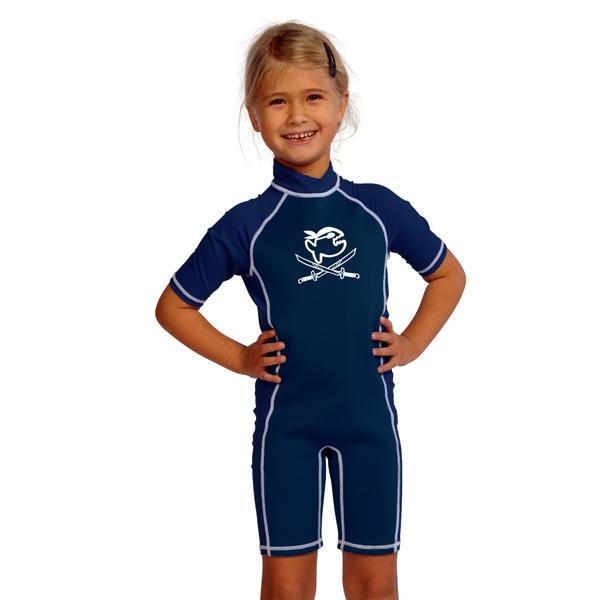 iQ-Company UV Thermo Jolly Fish Navy Kids