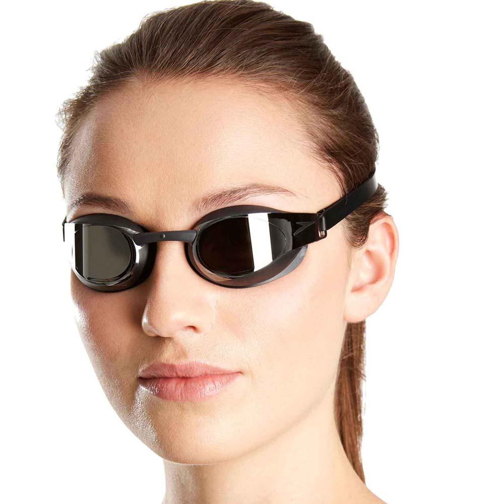 Speedo Fastskin 3 Elite Mirror Black buy and offers on Swiminn 439f6dacb2cf
