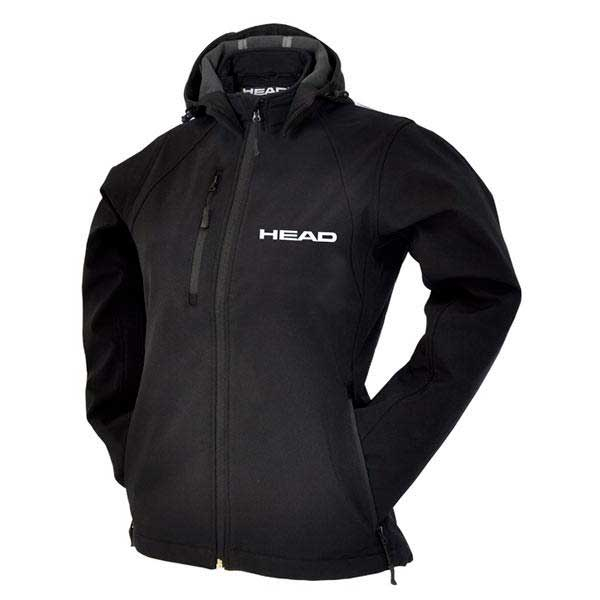 Head swimming Softshell With Hood