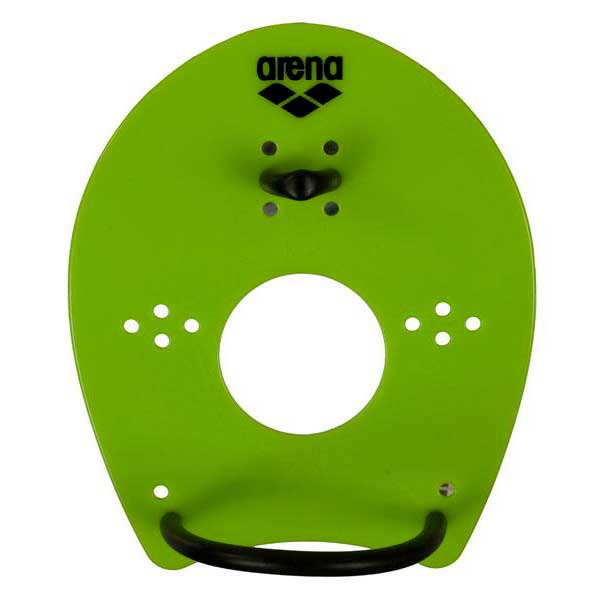 Elite Hand Paddle Acid Lime / Black