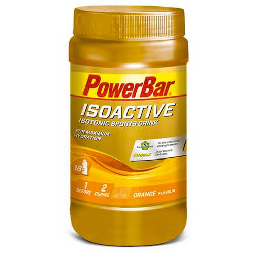 Powerbar Isoactive 1.32kg Orange