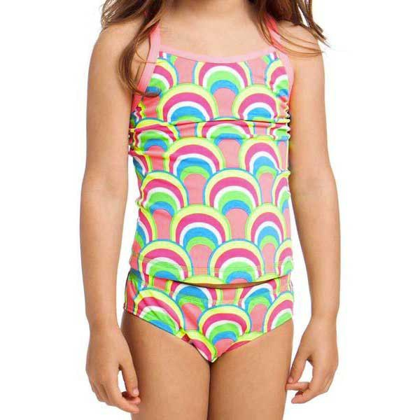 Funkita Sea Shells Tankini & Brief Toddler