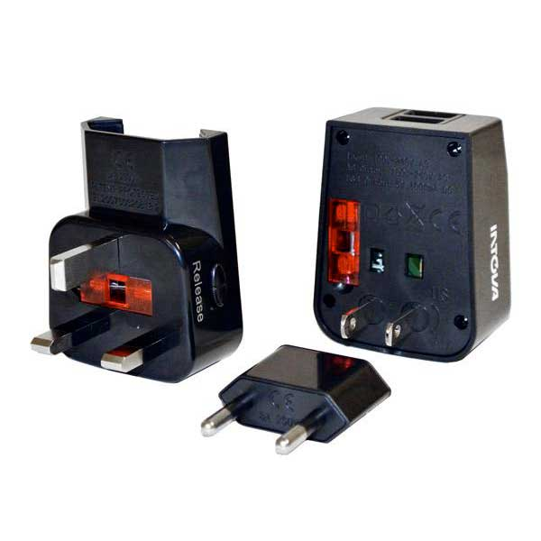 Intova Universal Adapter USB Charger