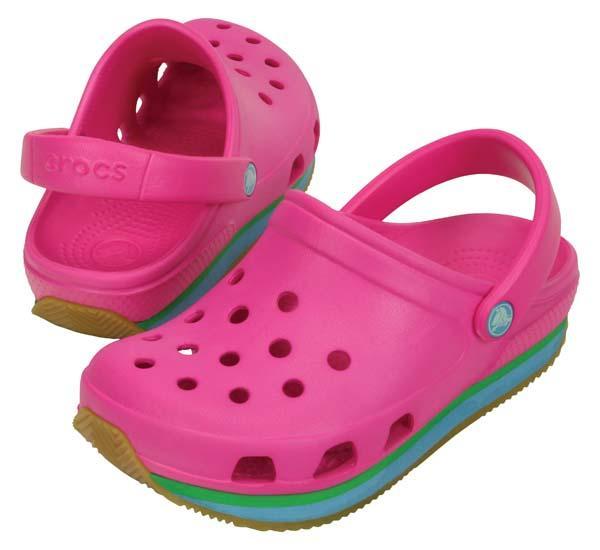c88e36aa2cc79 Crocs Crocs Retro Clog Kids, Swiminn Сабо