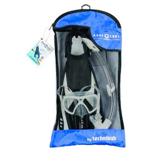 Aquasphere Snorkeling Set Martinica Proflex