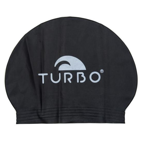 Turbo Black Latex Gorro