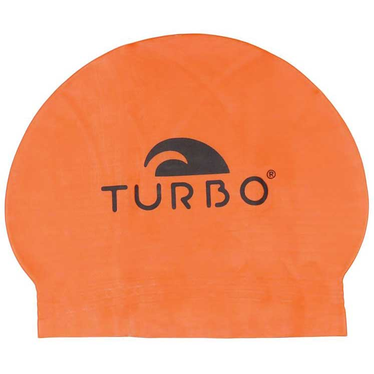 Turbo Orange Latex Cap