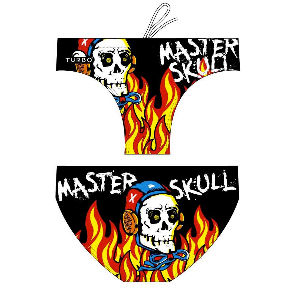 Turbo Master Halloween Skulls
