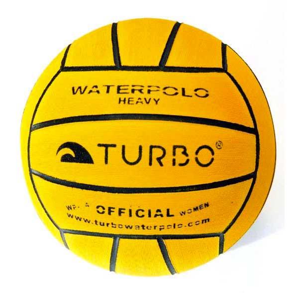 fdc0e98cc Turbo WP4 Waterpolo Heavy Amarelo comprar e ofertas na Swiminn