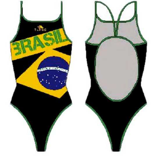 Turbo Brazil II Thin Strap