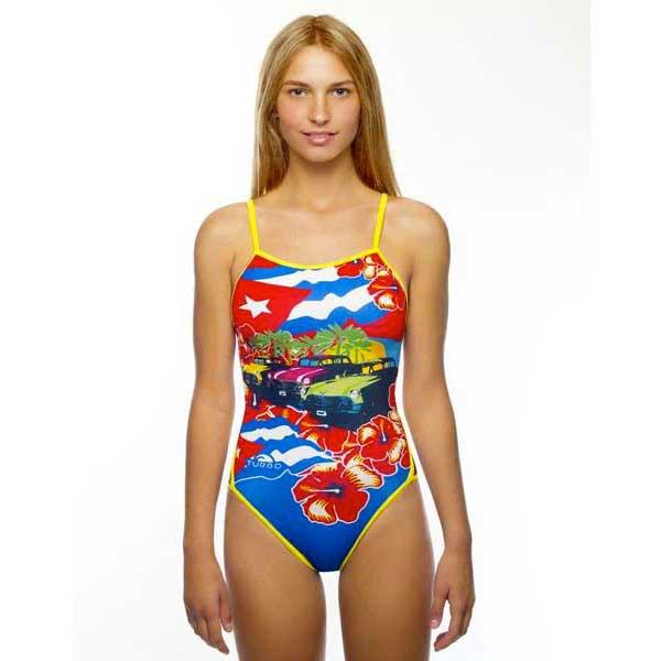 Turbo Cuba Colours Strap Thin MulticolorSwiminn rWxBedQCoE