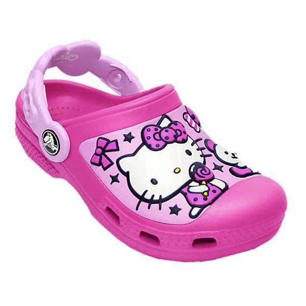 cc661f4d2c2 Crocs Hello Kitty kopen en aanbiedingen, Swiminn Klompen