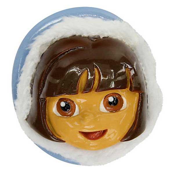 Accessoires Jibbitz Dora Furry Head Card