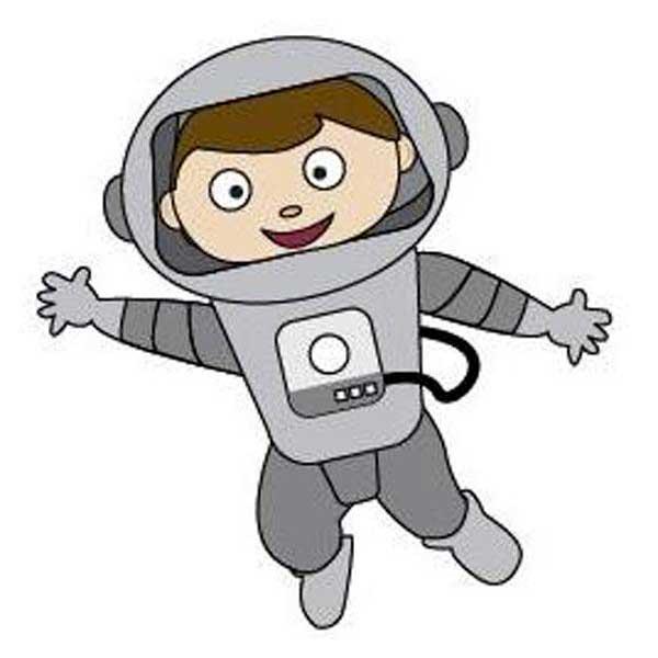Accessoires Jibbitz Astronaut