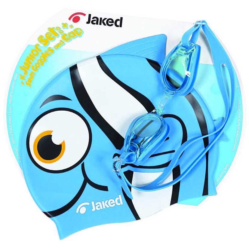 Jaked Kit Silicone and Goggles Junior