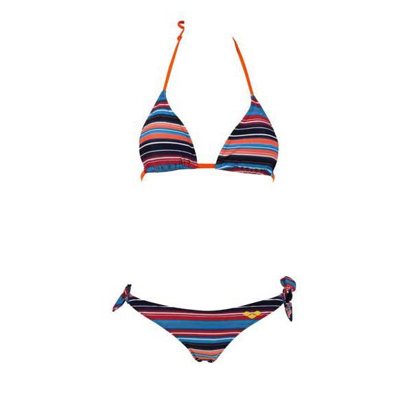 ARENA Multi Stripes Sliding Triangle Tropical