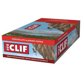 Clif 68gr 12 Units Chocolate Almond Fudge