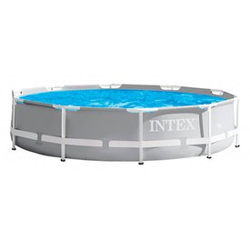 Intex Prisma Frame Round Collapsible With Filter Pool