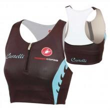 Castelli Body Paint Woman Tri Short Top