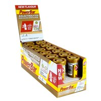 Powerbar Electrolytes Tabs L Lemon Caffeine Box 12 Units