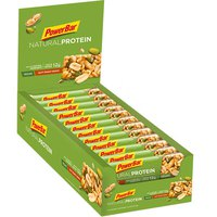 Powerbar Nat Unitsral Protein Box 24 Units