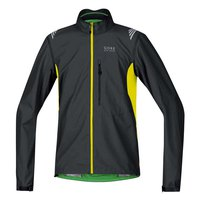 Gore bike wear E Windstopper Active Shell Zip Off Jacket