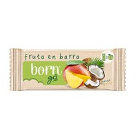 Born fruits Mango + Coconut Bar Box 36 Units