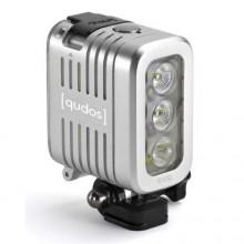Knog lights Qudos Action Video Light for GoPro Silver