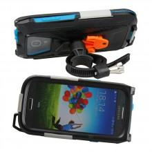 Armor-x cases All Weather Bike Mount for Samsung S3 / S4 Black