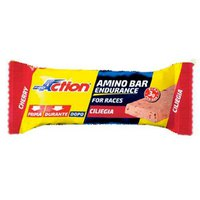 Pro action Amino Bar Cherry 40 g x 28 Units