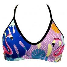 Turbo Flamingo Top