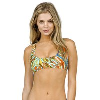 Volcom Faded Flowers Crop