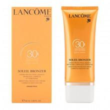 Lancome fragrances Soleil Bronzer Spf30 Face Smoothing Protective Cream 50ml