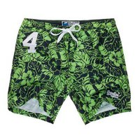 Superdry Premium Print Water Polo Short