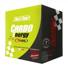 Nutrisport Carbo Energy Tabs 32 Units