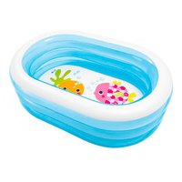 Intex My Sea Friends Oval Pool